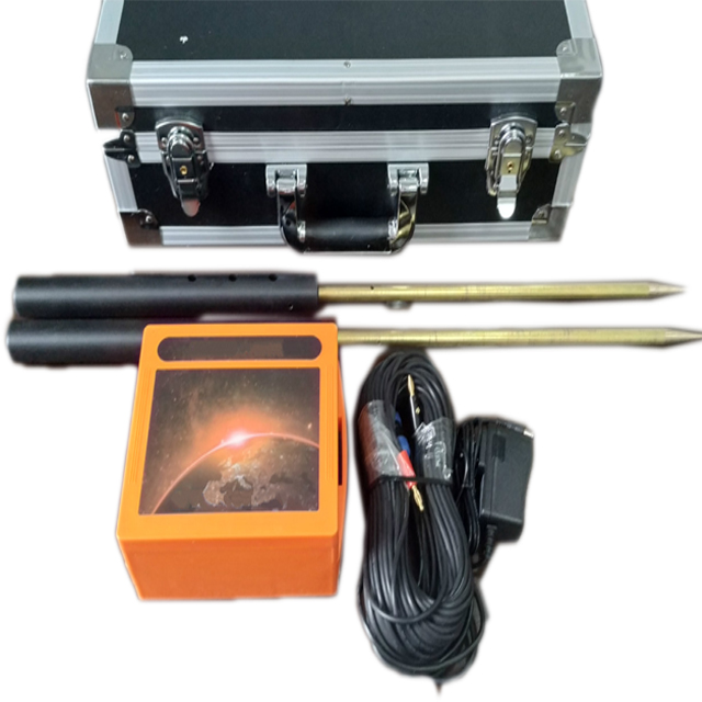 2020  Resistivity Meters For Ground Water Exploration Underground Water Detection Finder Locator Detector