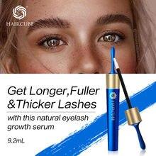 Haircube crescimento da pestana enhancer natural cílios mais completo mais grosso tratamento soro sobrancelha enhancer lash lift líquido