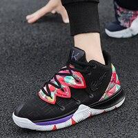 Chiang men amortecimento casal basquete-sapatos anti-skid breathble grande-tamanho tênis de inverno para ginásio e treinamento de rua sprots