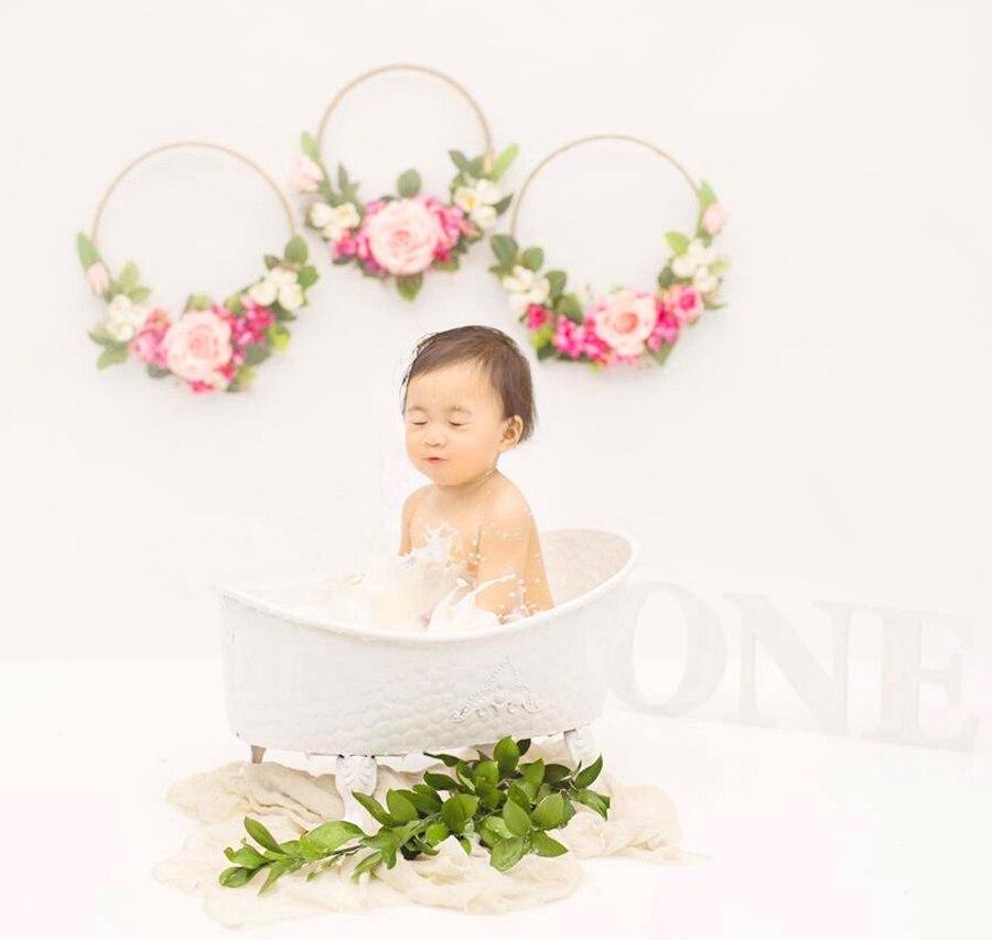 Baby Posing Bathtub Photography Prop Baby Bath Fotografia #P0712