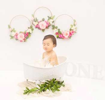 Baby Posing Bathtub Photography Prop Baby Bath Fotografia #P0712 - DISCOUNT ITEM  50% OFF All Category