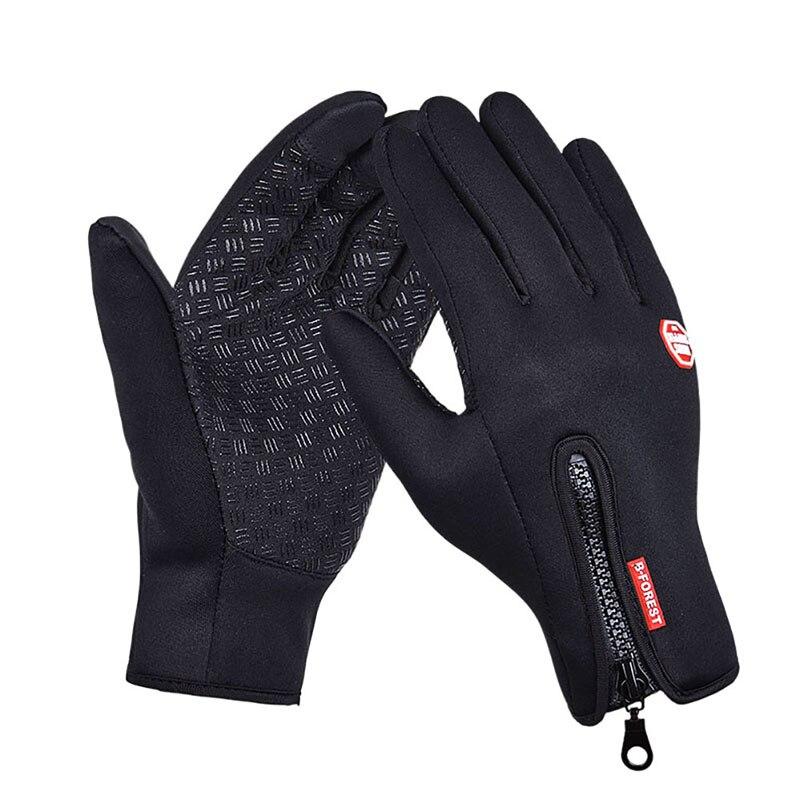 New Women Men Ski Gloves Snowboard Gloves Winter Motorcycle Riding Waterproof Snow Windstopper Camping Leisure Mittens