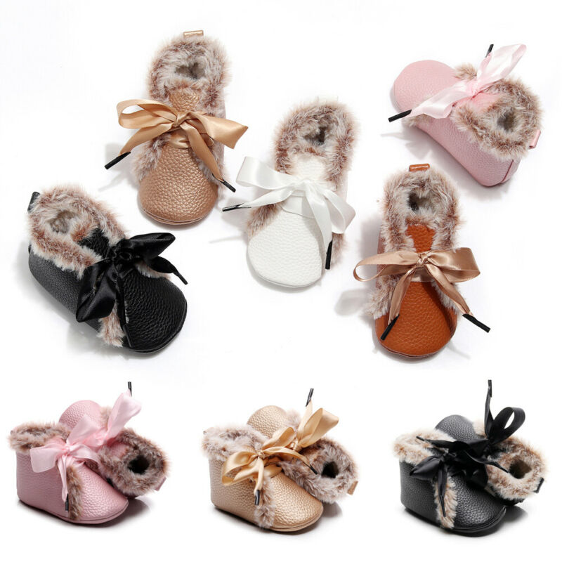 Winter Baby Sneakers Shoes Toddler