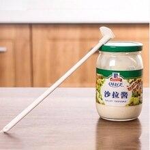 Скребок приспособление для выпечки бутылка для скребка крем варенья блендер масло торт десерт шпатель для скребка кухонные инструменты