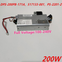 New PSU For HP Touchsmart 300 Power Supply DPS 200PB 171A 517133 001 PS 2201 2