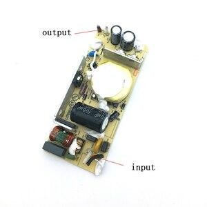 Image 1 - AC DC 12v 8Aオリジナルスイッチング電源回路ボードモジュールモニター内蔵電源プレート回路保護ベアボード