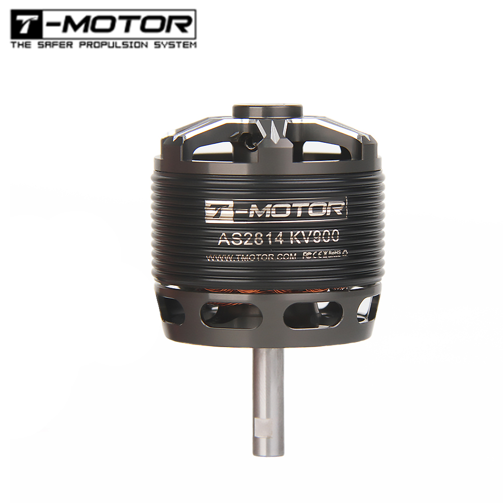 New T-MOTOR AS2814 Long Shaft KV900 KV1050 KV1200 Brushless Motor For long Range VTOL Fixed Wing UAV