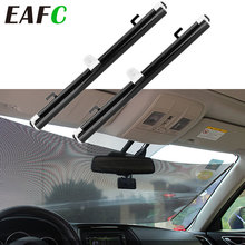 Curtain Car-Sunshade Cover Windshield Cars-Accessories Suction-Cup Sun-Block Rear-Side-Window