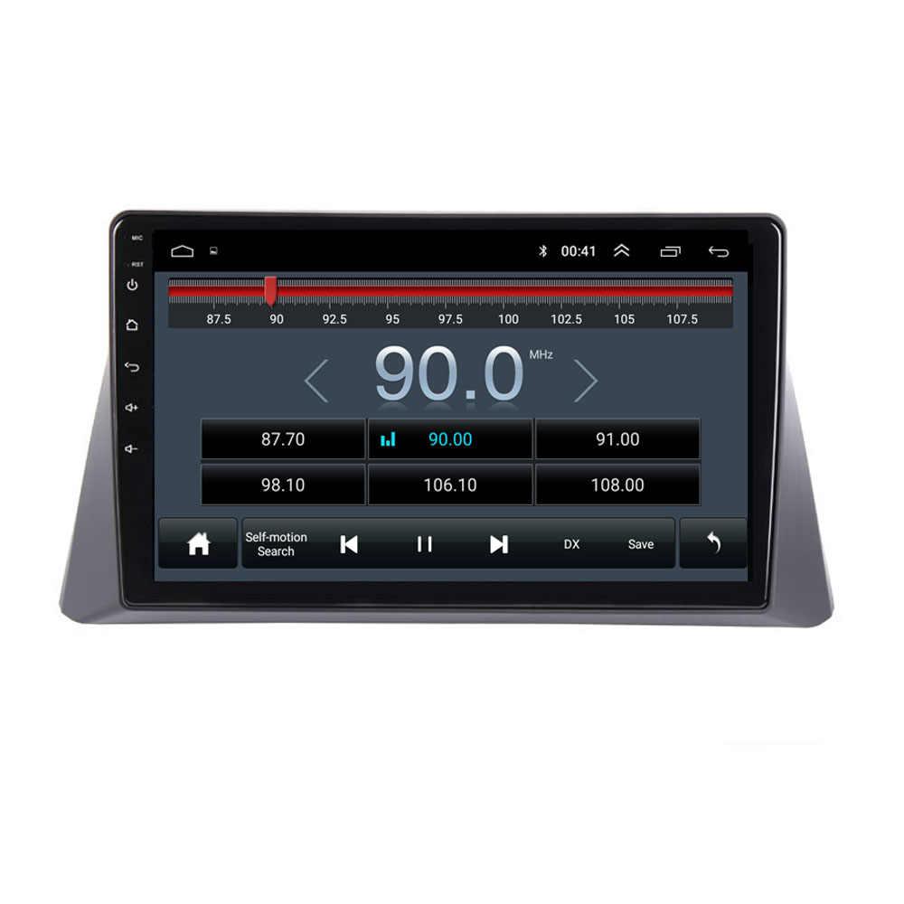 クアッドコアアンドロイド 10.1 ホンダアコード 2008 2009 2010 2011 2012 マルチメディアステレオ車の dvd gps ラジオ