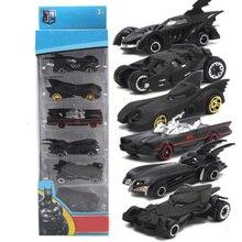 6 шт. колесница 1: 64 сплав модель автомобиля наборы 6 поколения 7-8 см классические автомобили рождественские новогодние подарки игрушки автомобили для детей