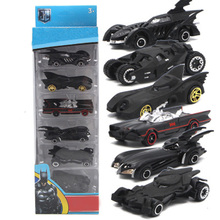 6pcs Chariot 1:64  Alloy Model Car Sets 6th Generation 7-8cm Classic Vehicles Christmas New Year Gifts Toys Cars for Kids