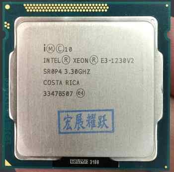 Intel  Xeon  Processor E3-1230 v2   E3 1230 v2 PC Computer Desktop CPU Quad-Core   Processor   LGA1155 Desktop CPU E3 1230V2 - DISCOUNT ITEM  0% OFF All Category