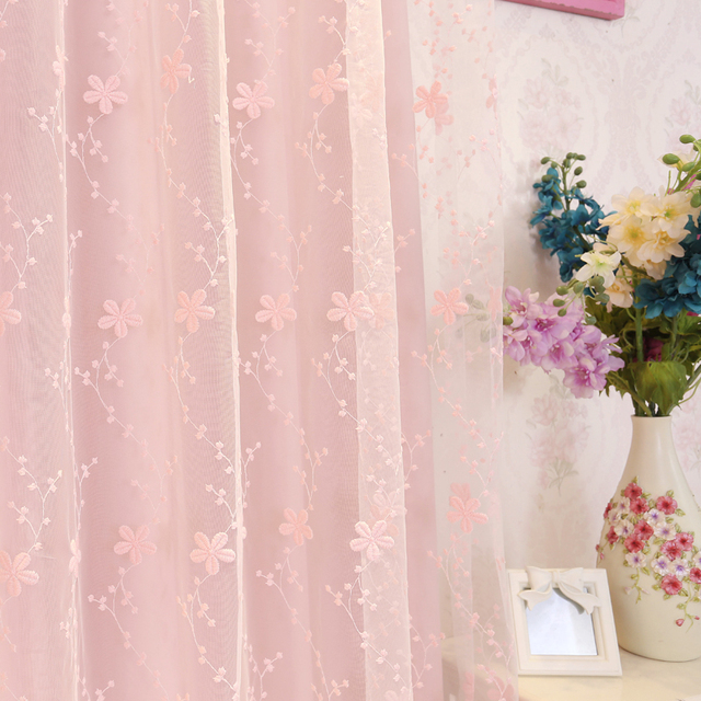Romantic Style Curtains