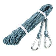 Lixada 10,5 мм* 10 м веревка для скалолазания, скалолазание, скалолазание, Вспомогательная веревка для выживания