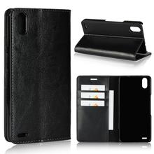 Genuine Leather Flip Case For Sharp Android One S1 S2 S3 S4 507SH SHV35 Real for X1 X2 X3 X4 Wallet Cases