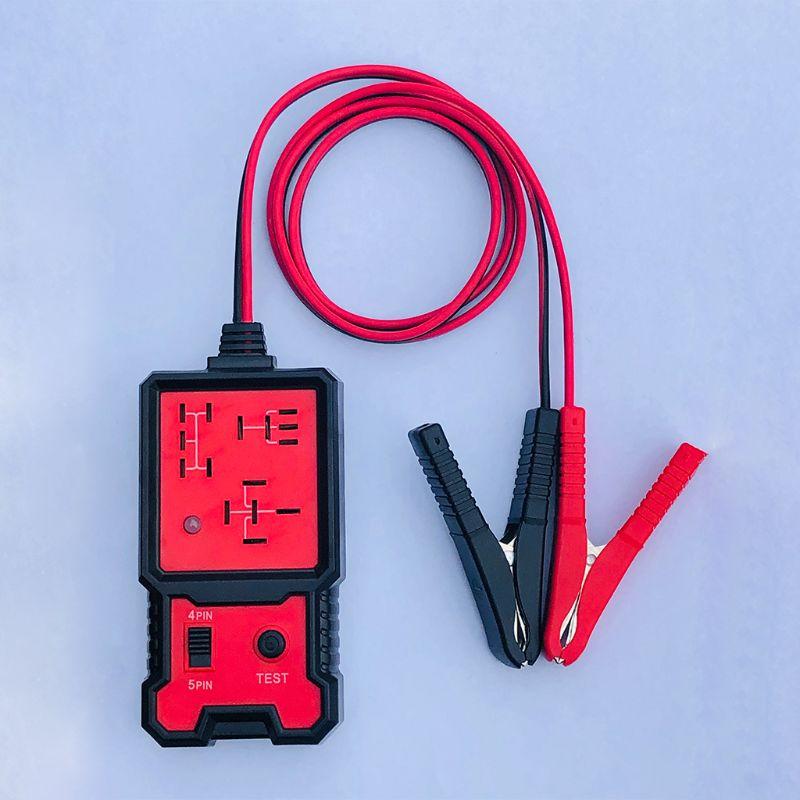 Car Diagnostic Scanner Tool Universal Automotive Analyzer Diagnostic Tools Relay Tester 12V Cars Auto Battery Checker