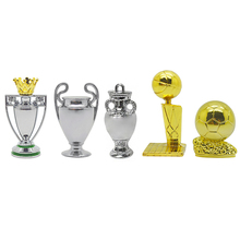 Model Trophy Soccer-Fans Football-Match-Champions Collectibles Metal-Cup Gift Souvenirs