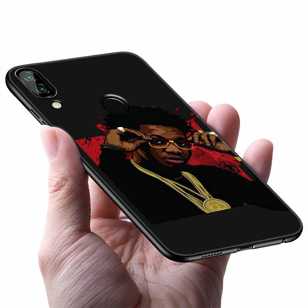 IYICAO Quavo raper Migos miękkie silikonowe etui na Huawei Mate 20 10 Lite Pro Nova 5i 4 3i 3 2i 2 Lite przypadku