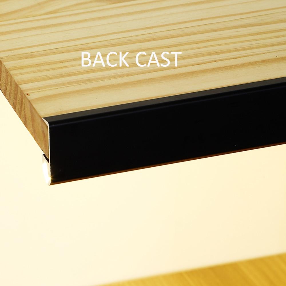 LED Shelf Light Thick Partition Light Line Light With Plywood LED Cabinet Light
