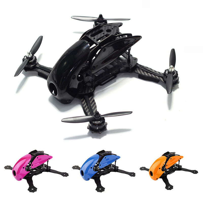 <font><b>Robocat</b></font> <font><b>270</b></font> 270mm Mini Quadcopter Rahmen Kit Carbon Fiber Alien für <font><b>FPV</b></font> RC Racing Drone image