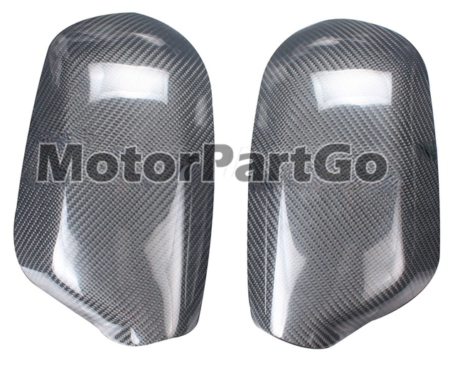 Real Crabon Fiber Mirror Cover 1 pair for Old Mazda 3  M3 2003-2012 T243M 2