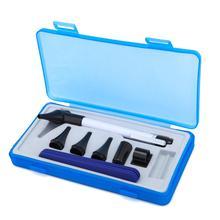 منظار الأذن الطبي منظار العين مجموعة منظار الفم التشخيص PenLight الأذن الحلق عدة أدوات السريرية مكبرة القلم