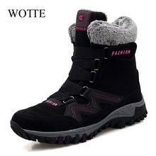 Мужские кожаные ботинки Зимние очень теплые на меху Мужская