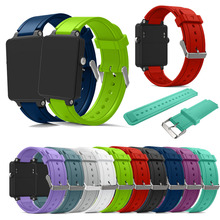 Replacement  Silicone Bracelet Watch Strap Band For Garmin Vivoactive Acetate Sports Fashion Women Men band