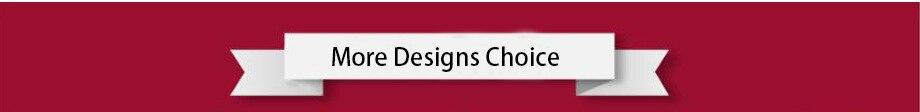more designs choice