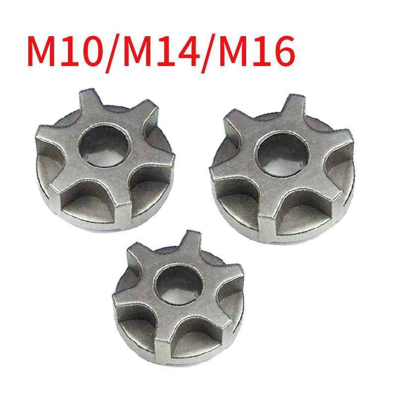 Chainsaw Gear Wheel Gear For 125 Angle Grinder Chainsaw Steel Silver M14 2018