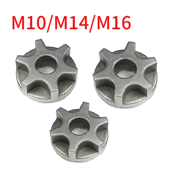цена на M10/M14/M16 Chainsaw Gear For 100 115 125 150 180 Replacement Gear Various Angle Grinder Chainsaw Bracket Woodworking Power Tool