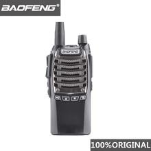 100% Original 8W 128 Channels Hand Free Baofeng UV 8D Walkie Talkie KM UHF 400 480MHz Portable Radio Comunicador UV8D Interphone