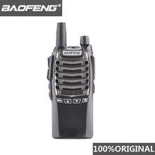 100% orijinal 8W 128 kanal el ücretsiz Baofeng UV 8D Walkie Talkie KM UHF 400 480MHz taşınabilir radyo comunicador UV8D interkom