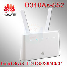 Unlocked Huawei 4G Draadloze Routers B310 B310s-22 B310s Met Antenne 3G 4G Cpe Routers Wifi Hotspot Router met Sim Card Slot(China)