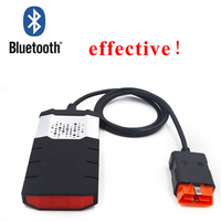v3 0 2019 obd2 best V3.0 PCB VD DS150E CDP 2016.R0 keygen as wow diagnostic tool with bluetooth 8 pcs car cables for delphi autocom (3)