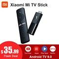 Globale Version Xiaomi Mi TV Stick Android TV 9,0 Quad-core 1080P Dolby DTS HD Audio Dekodierung 1GB 8GB Google Assistent Netflix