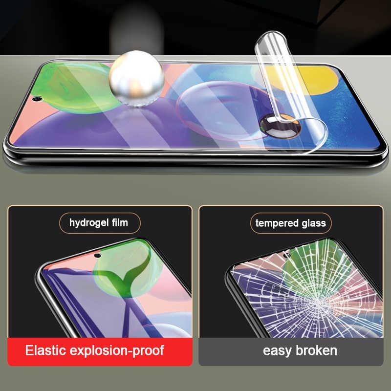 Гидрогелевая пленка для Lenovo A5S A6 K9 NOTE, Защитная пленка для экрана, защитная стеклянная пленка для Lenovo ZP Z6 LITE PRO