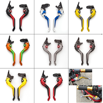 CNC 3D Rhombus Motorcycle Folding Extendable Brake CLutch Levers For Honda VTR1000F FIRESTORM vtr 1000f 1998-2005 1999 2000