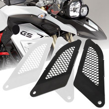 Motorfiets Aluminium Accessoires Luchtinlaat Grill Guard Cover Protector Voor Bmw F800GS F 800GS F800 Gs 2013 2014 2015 2016 2017