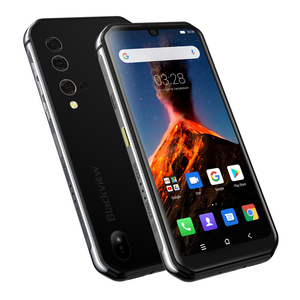 Image 2 - Smartphone Blackview BV9900 8GB+256GB Helio P90 Octa Core IP68 Rugged Mobile Phone Android 9.0 48MP Quad Camera NFC