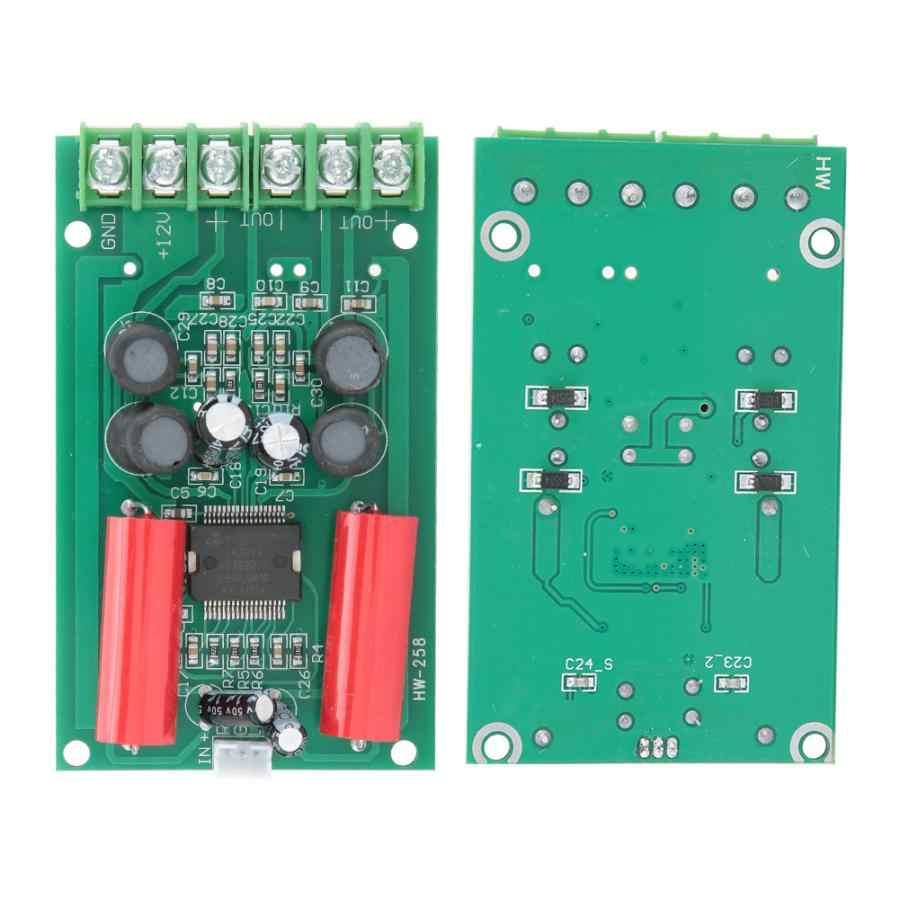 HW-258 TA2024 dijital güç amplifikatörü kurulu Hifi ses Stereo araba bilgisayar Mini modülü bilgisayar için, taşınabilir ses ev sineması