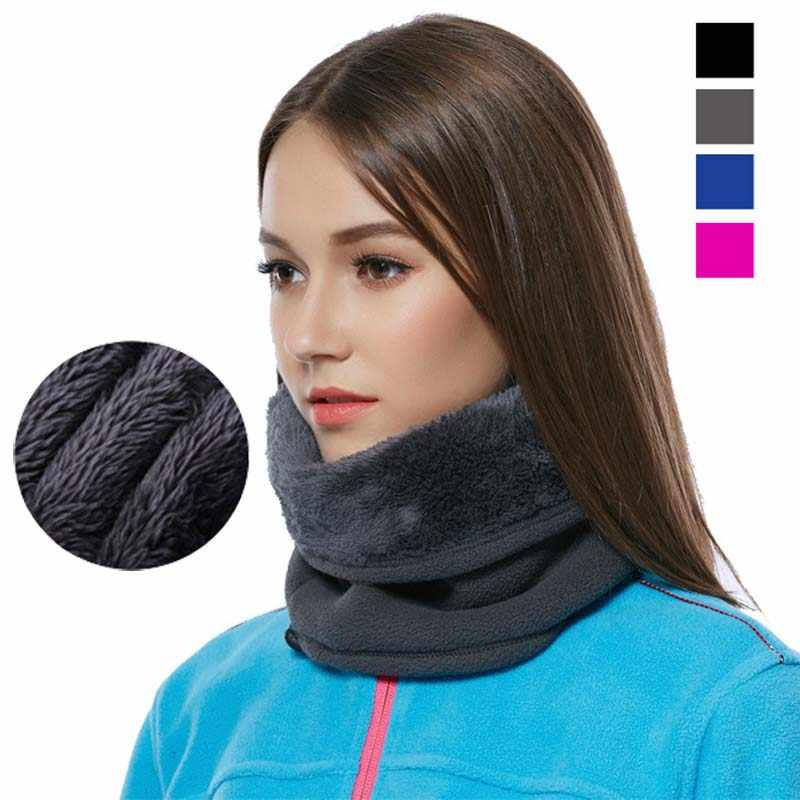 THERMAL Colorful SPORT NECK WARMER Breathable Collar Mask Tube RUNNING BIKING !!
