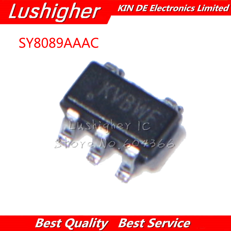 10PCS SY8089AAAC SOT23-5 SY8089 SOT New Original