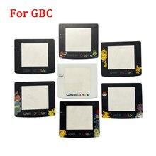 Стеклянный экран для консоли Nintendo Gamboy, оригинальный размер