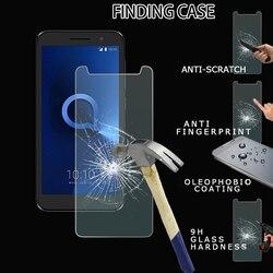 На Алиэкспресс купить чехол для смартфона tempered glass protective film for alcatel 1 / 1c / 1s / 1x / 3 / 3l / a50 / ldeaxtra / lx / onyx screen protector