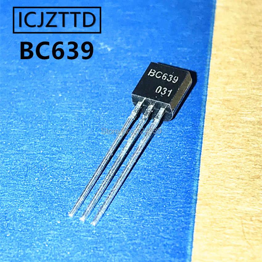 BC639 BC640 TO-92 HFE100-250 BC639-16 BC640-16