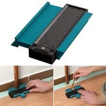 Пластиковый измерительный прибор контурный профиль копировальный индикатор Дубликатор стандартный 5 дюймов ширина древесины маркировка плитки ламината общие инструменты DA