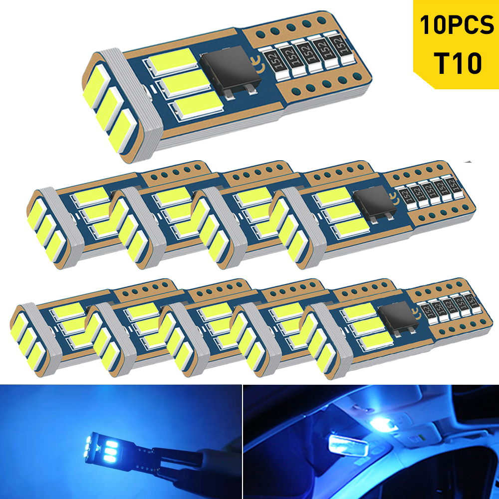 Canbus T10 W5W Interior Led Car LED Bulb For Volvo XC60 XC90 S60 V70 S80 S40 V40 V50 XC70 V60 C30 850 C70 XC 60 940 740 2018