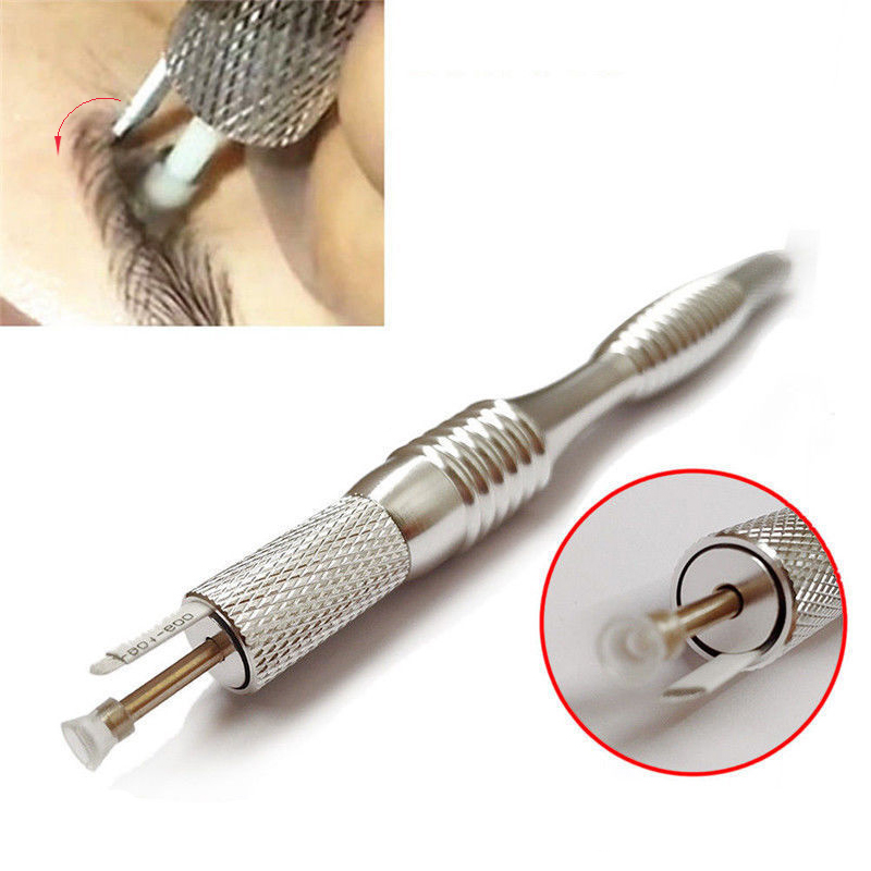 Hair Stroke Permanent Makeup Pen Manual Microblading 3d Pen Tattoo Machine For Eyebrows Tebori Cosmetic Tattooing