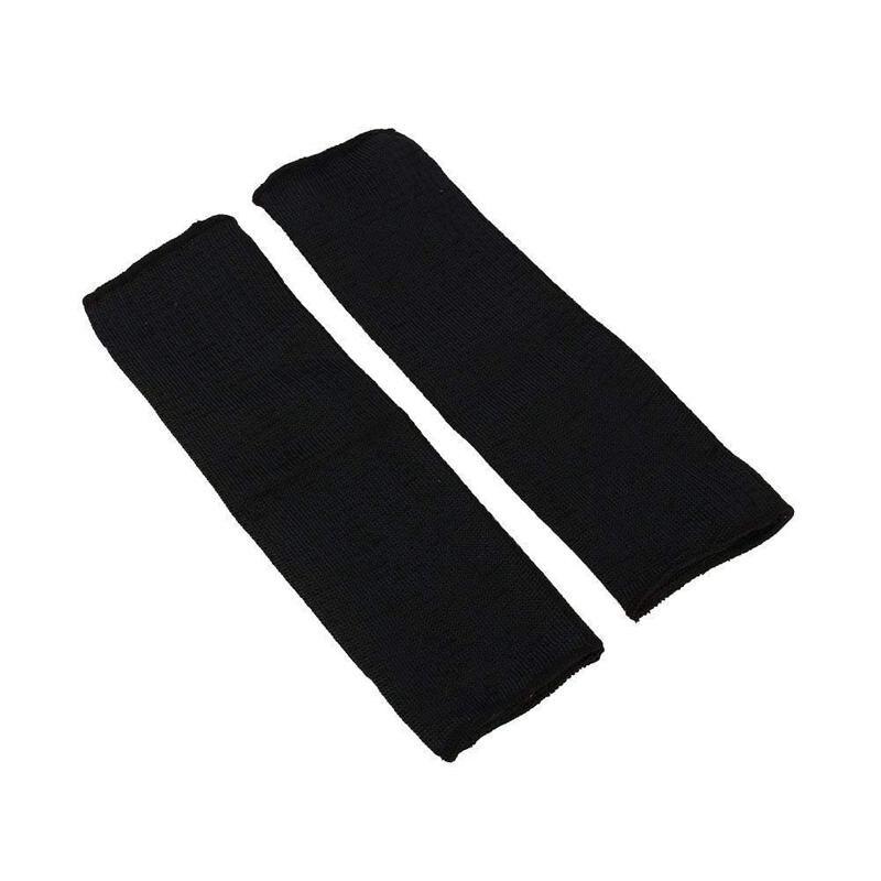 PPTA Sleeve Armguard Forearm Sagittarius Anti-Cut Burn Resistant Arm Sleeve-1 Pair Black